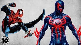 Top 10 Alternate Versions Of Spider-Man – Part 3