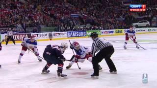Минск 2014. ЧМ по хоккею. Россия - США 6:1. 2014 IIHF WС Russia - USA 6:1