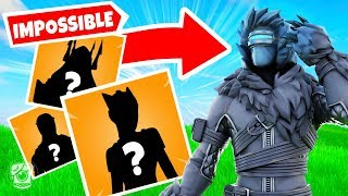 *SEASON 7 SKINS* GUESS THAT FORTNITE SKIN CHALLENGE (Fortnite Creative Mode)