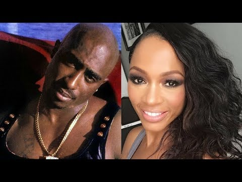 ESPN's Cari Champion Tells Untold Story About Meeting 2pac