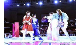 AKB48グループのメンバーが実際にプロレスするイベント第2回「豆...