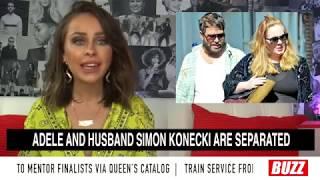 Adele and husband Simon Konecki have separated
