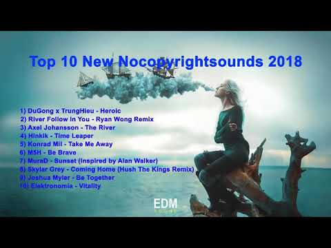 NCS: Top 10 New Nocopyrightsounds 2018 - NSC: New Year 2018