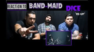 *RE-UP*Reaction To: BAND-MAID - Dice
