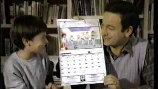 Mcdonalds 1984 Calendar