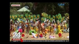 24 Oras: Mga karatig probinsya, sumali sa grand street dance competition