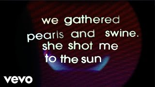 Noel Gallagher's High Flying Birds - The Girl With The X-Ray Eyes (Lyric)