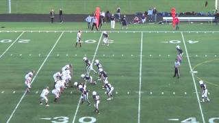 Mountlake Terrace vs Meadowdale - Freshmen - 2013