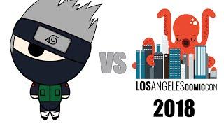 Kakashi - Mission: Los Angeles Comic Con LACC 2018
