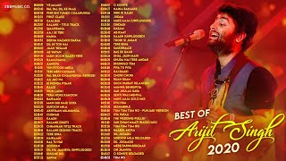 Best of Arijit Singh 2020 | 80 Hit Songs Jukebox | 5.8 hours non stop
