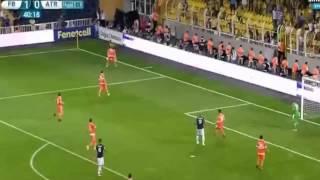 Fenerbahçe 3-0  Atromitos Geniş Özet (4-0)