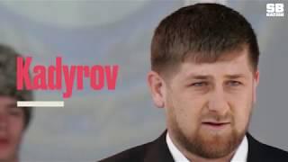 How the UFC is handling Ramzan Kadyrov's US Sanctions.