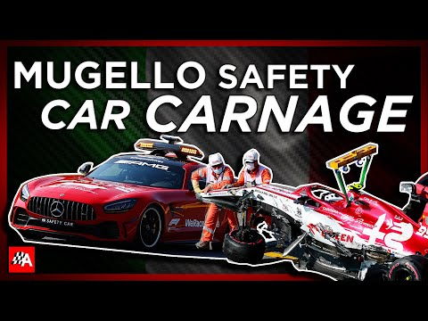 Who Was To Blame For The Mugello Safety Car Restart Carnage?