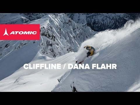 Atomic Skiwear Cliffline 2015 | Take it to the edge