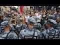 Марш в поддержку Ивана Голунова. Прямая трансляция