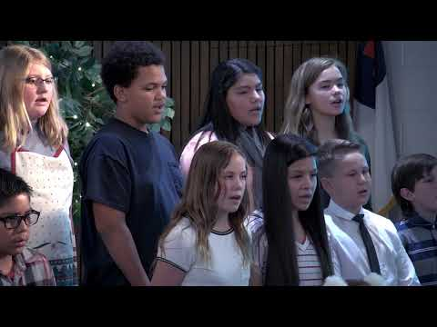 """Crazy, Busy, Peaceful, Holy Night""-- Cortez Adventist Christian School Christmas Program"