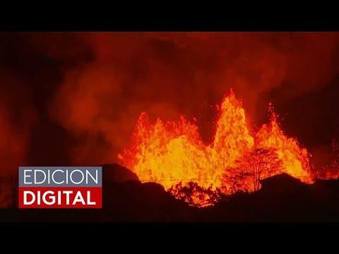 Noticiero Univision #EdicionDigital 05/22/18