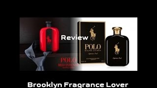 Ralph Lauren Polo Red Intense and Oud Supreme REVIEW + DRAW (CLOSED)