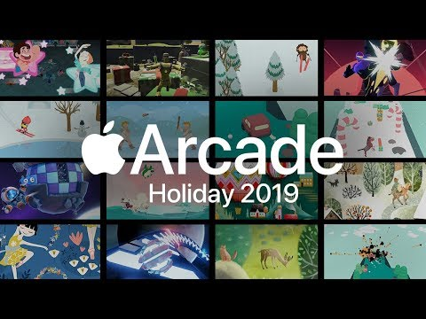 Apple Arcade — Great games for the holidays