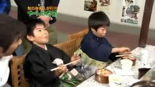 まえだまえだ ナイナイとお寿司(2008年11月)