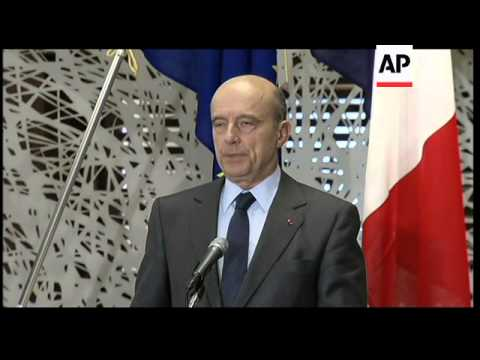 French FM and Japanese counterpart comment on Koreas, Iran