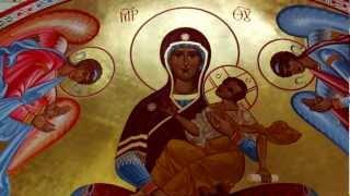 Русские иконописцы на Святой земле