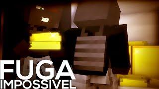 Minecraft: FUGA IMPOSSÍVEL - ROUBO AO BANCO?! #3