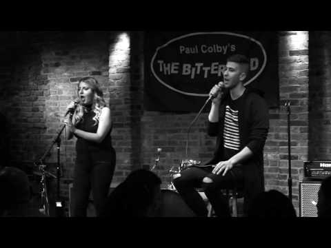 Chad Post & Gabby DePaulo - Stay (Rihanna Cover) LIVE
