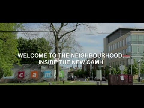 Toronto Star Video - Inside the new CAMH