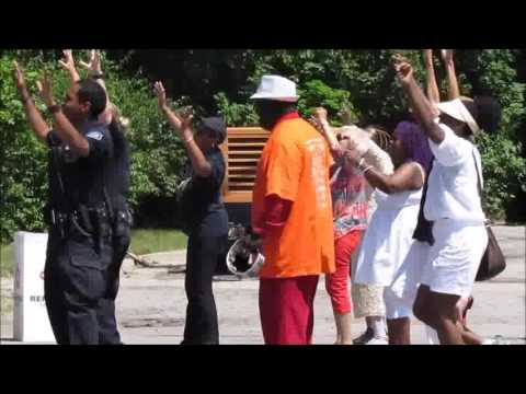 """Inkster, Michigan """"2017"""" Summer Music Festival... (Unity In The Community Movement)..."""