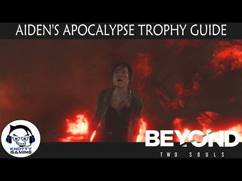 beyond two souls trophy guide