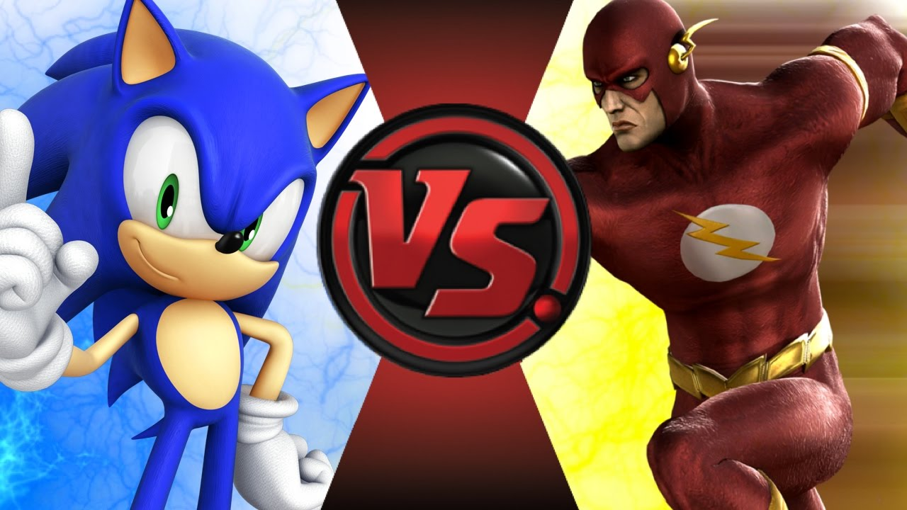 flash vs sonic - photo #17