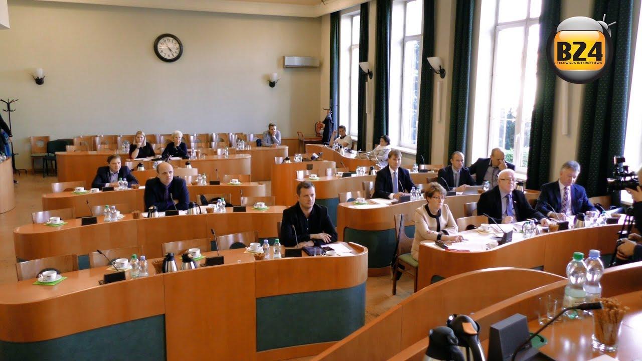 XL Sesja Rady Miasta