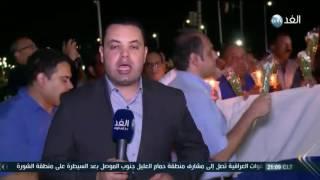 محافظ جنوب سيناء: مسيرة الشموع رسالة تضامن مع ضحايا «الطائرة الروسية»