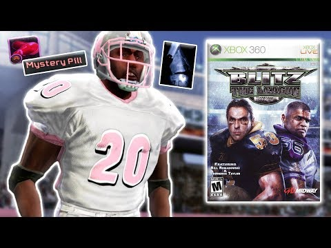 Blitz: The League, A Football Game Rated 'M' For Mature