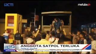 Download Lagu Tidak Terima Temannya Ditangkap, Anak Jalanan Serang Satpol PP - Sergap 08/07 mp3