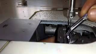 Ajuste de Cangrejo de maquina de coser
