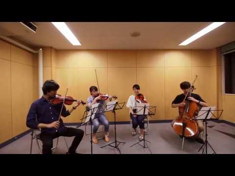 Manuk Dadali  String Quartet Ft. Ritsumeikan University Symphony Orchestra (RUSO)