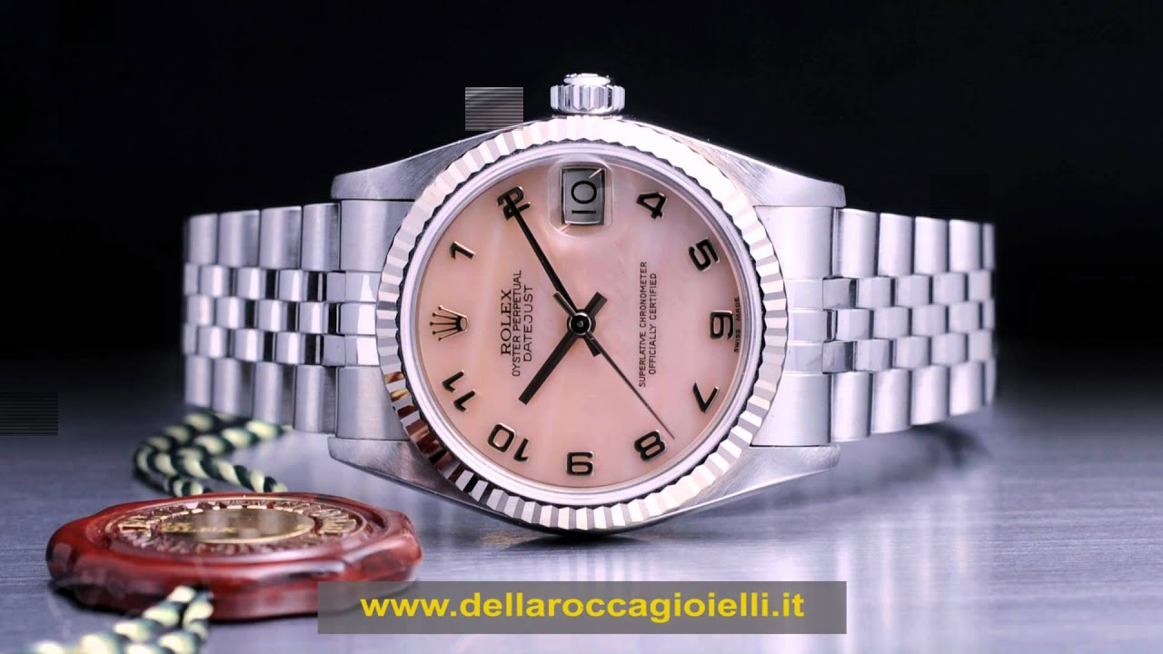 addb0e3092e Rolex Datejust Madreperla Prezzi Rolex Datejust Costo Rolex Perpetual  Datejust Oro Oyster