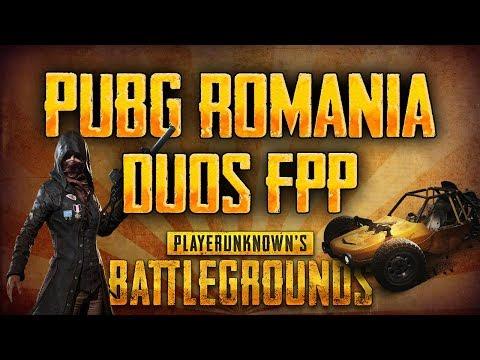 🔴 BATTLEGROUNDS   EVENT PUBG ROMANIA   DUOS FPP CU PERICOL
