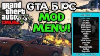 Grand Theft Auto 5 | THE SAFEST MOD MENU PC! [1.27/1.34] JORDANS MENU 1.8! + DOWNLOAD