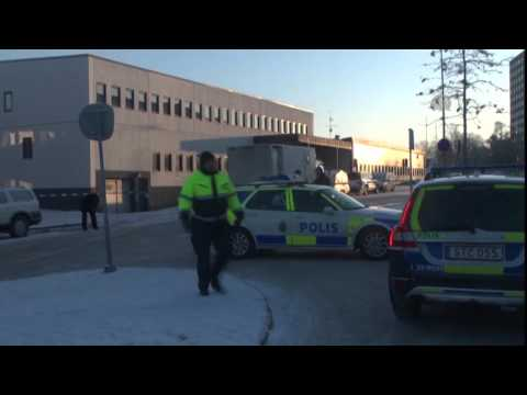 Blaze in Swedish capital injures 10