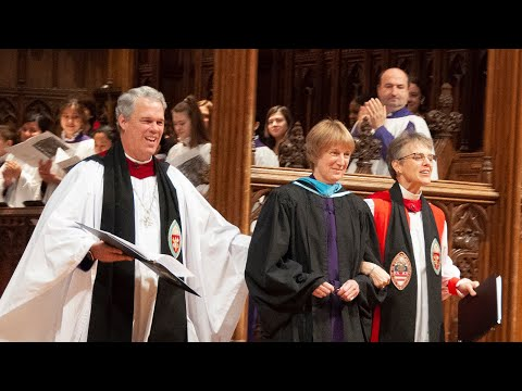 Installation of Susan C. Bosland as Head of National Cathedral School