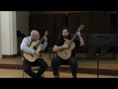 SIU Guitar Class 4-17-18