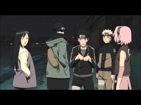 Naruto Shippuden Road to Ninja-Hinata's Small Rage