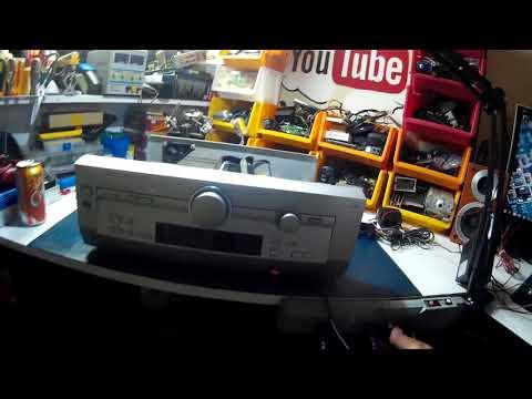 Panasonic SA-HT290 (error f70 repair)