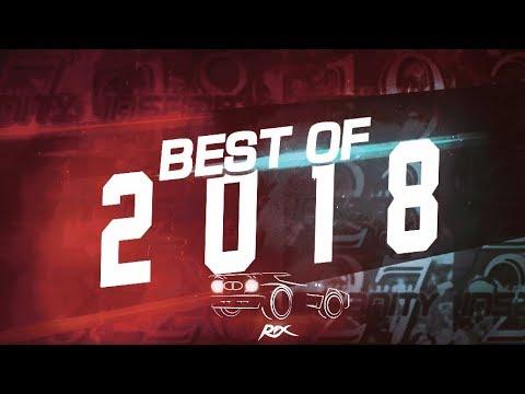 ROCKET LEAGUE BEST OF 2018 INSANITY ! (BEST GOALS, FLIP RESETS, INSANE REDIRECTS) thumbnail