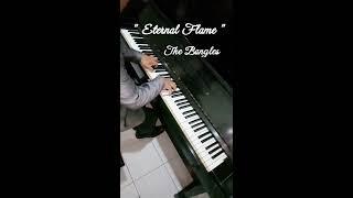 E t e r n a l F l a m e The Bangles Davi Bachroedin Pianosolo Cover