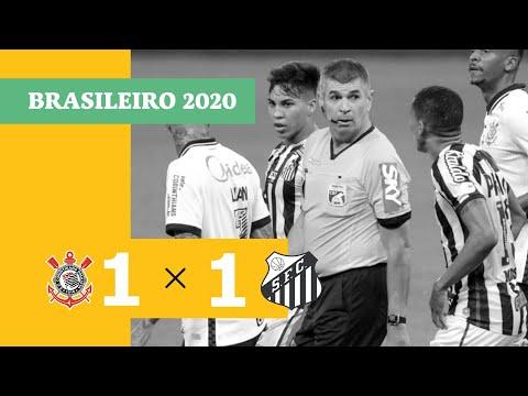 Corinthians Santos Goals And Highlights