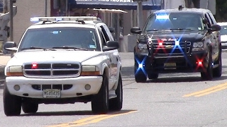 Fire Truck Responding Compilation Part 20 - Chief Trucks SUVs And Pick Ups